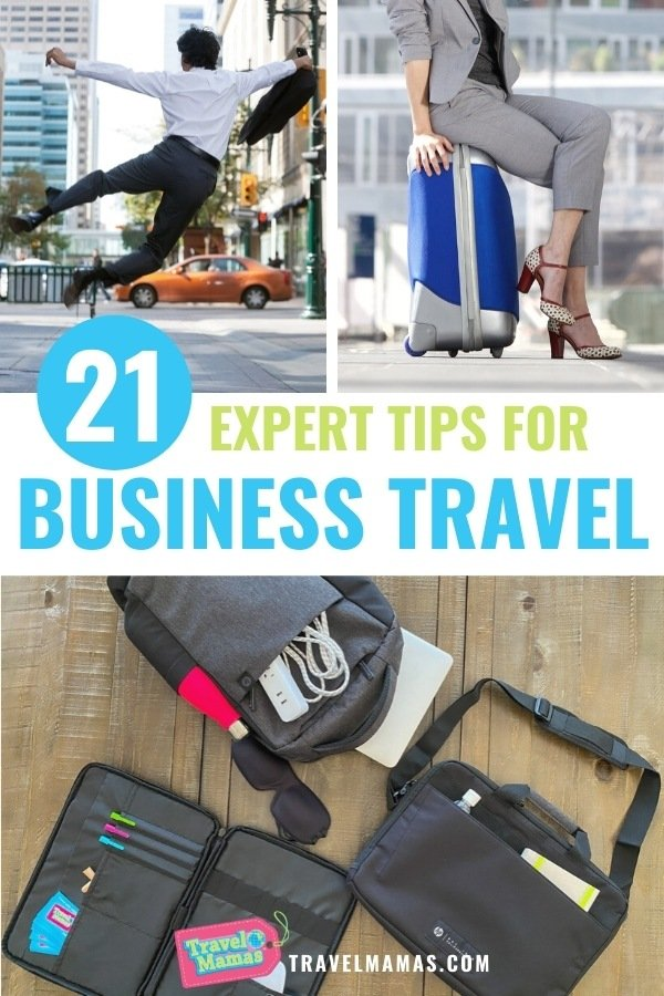 Business Travel Tips from Corporate Executives and Travel Experts