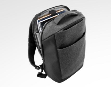 The surprisingly roomy HP Renew Travel Backpack