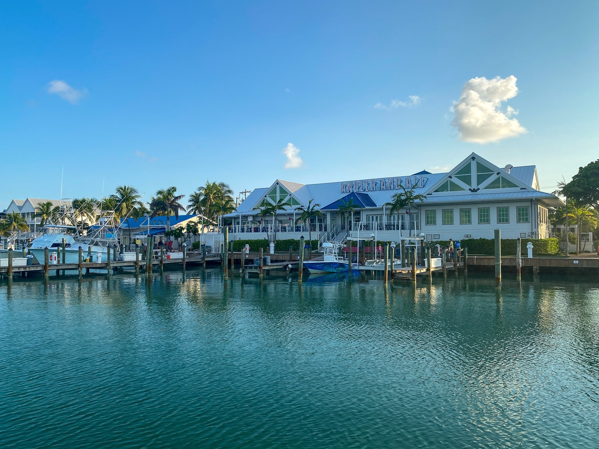 Angler and Ale Restaurant in Duck Key, FL