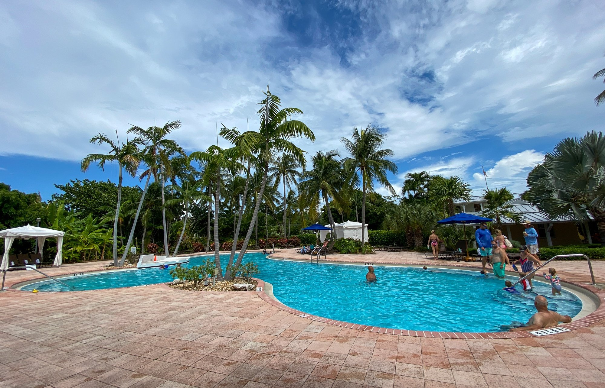 Coral Cay Family Pool