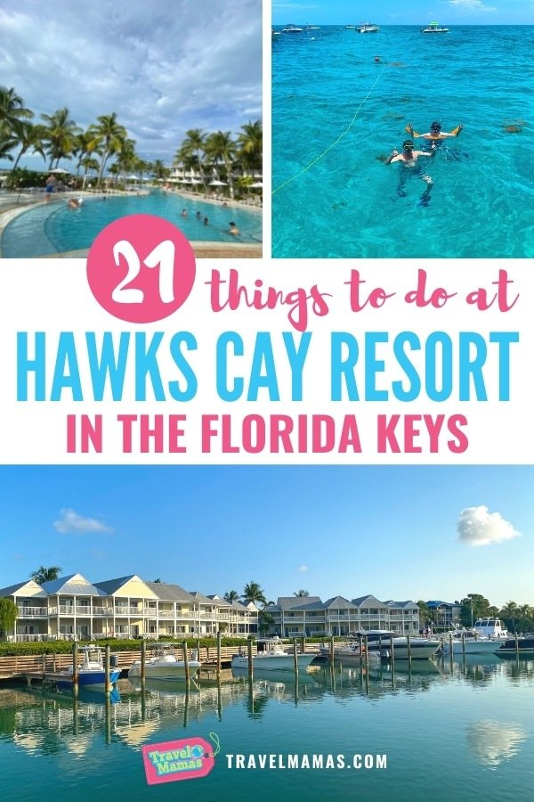 Things to Do at Hawks Cay Resort in Duck Key, Florida