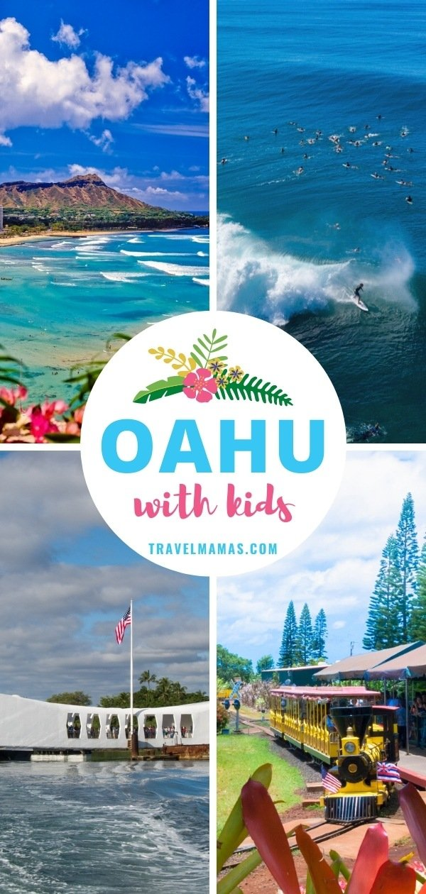 Things to Do in Oahu with Kids