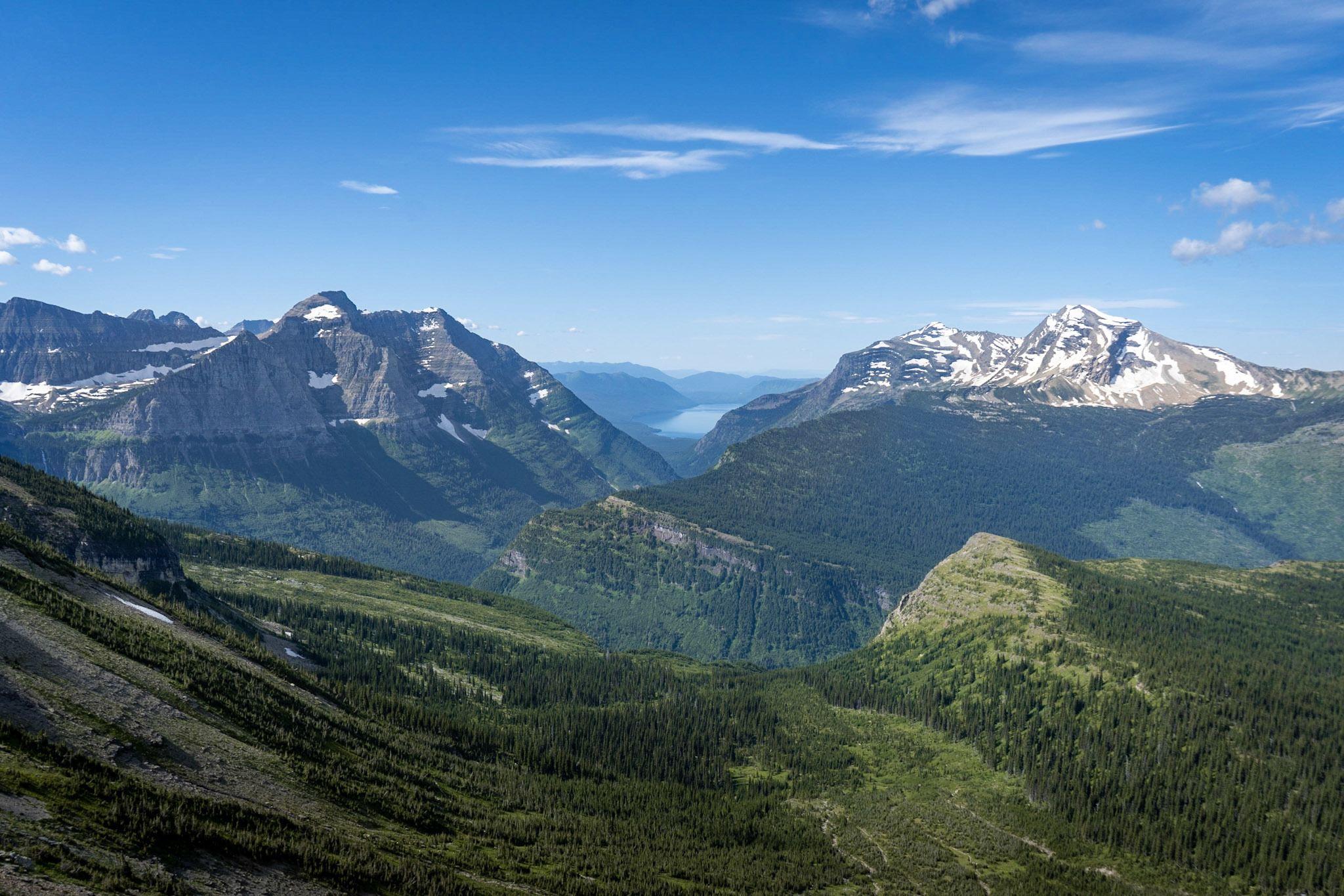 Glacier National Park, one of the best national parks for kids