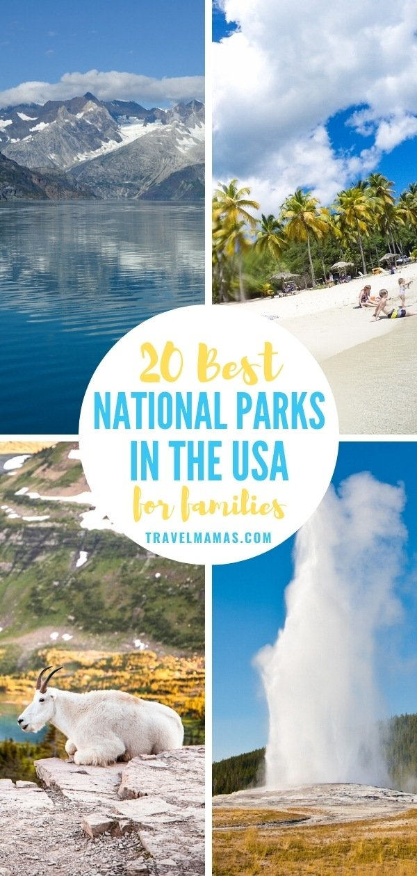 Best National Parks for Kids in the USA