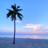 Fort Lauderdale Beach sunset